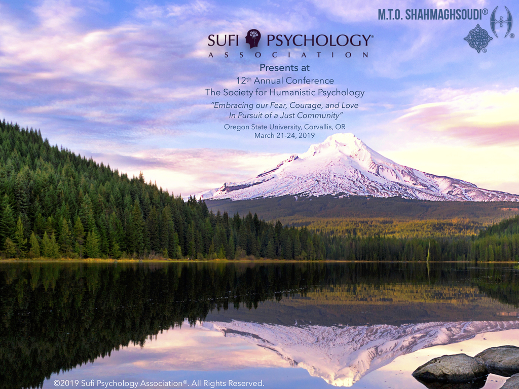 Sufi Psychology Association® Presents at The Society for Humanistic Psychology 12th Annual Conference