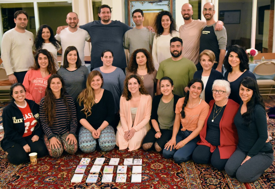 2019 Annual Tamarkoz® Retreat for Young Adults